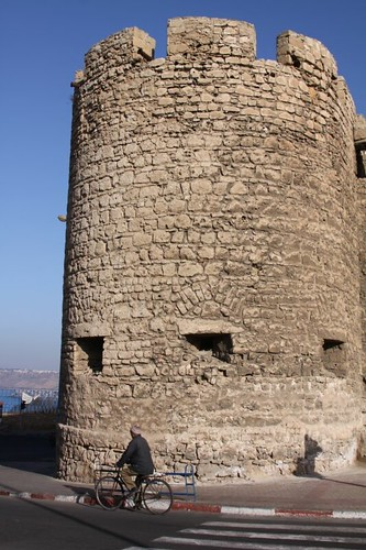 Safi medina wall/tower...