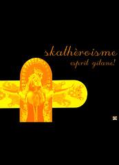 SKATHÈROISME + I LOVE ROCK @ Rising Love