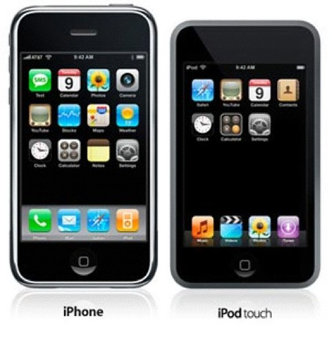 Apple iPod touch 32 GB (3rd
