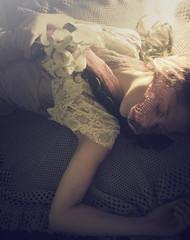The funeral (Savina Gost) Tags: flowers light flores luz mujer soft pastel femme dream lila dreaming muerte lumiere dreamy melancholy oniric melancola sueo softlight melancholia feminity onirico soando feminidad recuerdoazul travelsofhomerodyssey savinagost