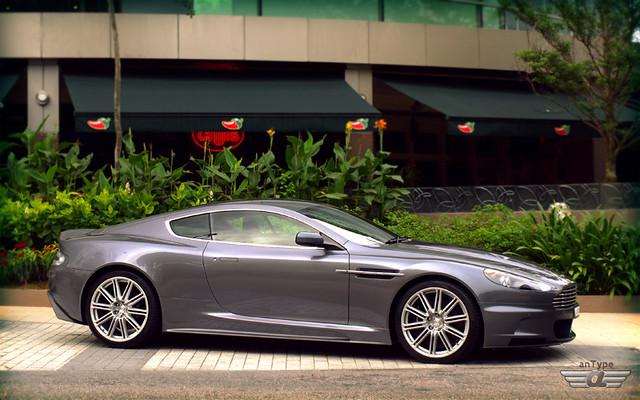 sports car grey asia britain side profile exotic malaysia british kualalumpur luxury supercar bangsar astonmartin sportscar dbs v12