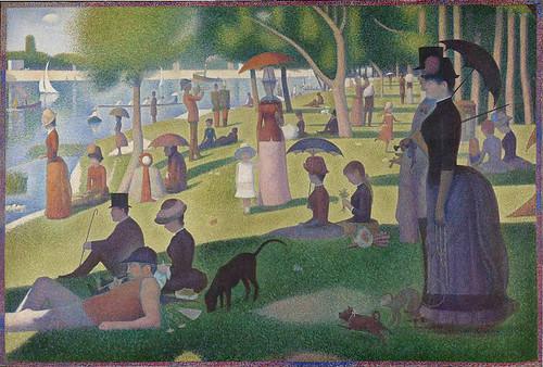 Georges Seurat, La Grande Jatte