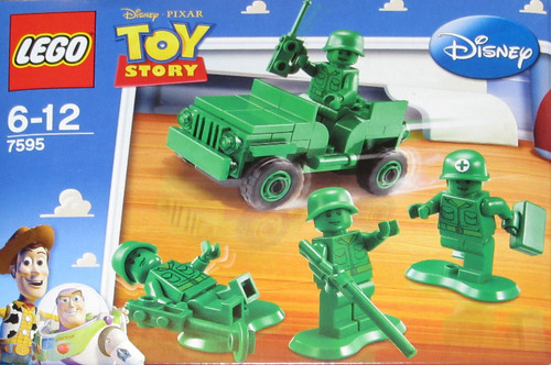 Lego Toy Story Army Men Pack