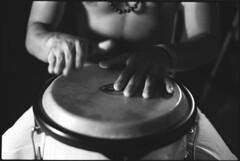 Tumbao 2 (petrosko) Tags: blackandwhite bw byn blancoynegro dreadlocks blackwhite hands hand manos rasta mãos dreadlock rastas tumbadora