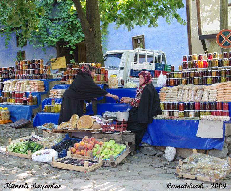 Bursa - Cumalıkızık ve Uludağ Gezisi