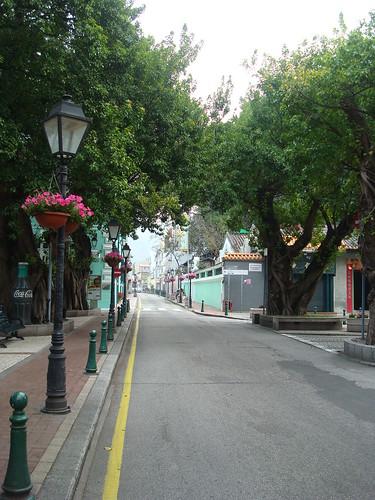告利雅施利華街