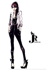 Jack Riot fan art (JackRiot) Tags: music anime rock japan japanese russia moscow manga picture fanart glam illustrator visual poprock glamrock drawning lovemetal softrock animestyle visualconcept jackriot
