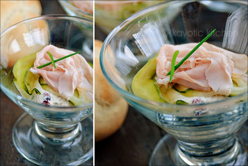 Ham, Cream Cheese & Chives Mousse