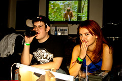 IMG_9969 (Scolirk) Tags: show charity music ontario rock bar burlington canon eos rebel punk ska band corporation event bands 500d panamared thejohnstones keepin6 t1i rockawaycancer