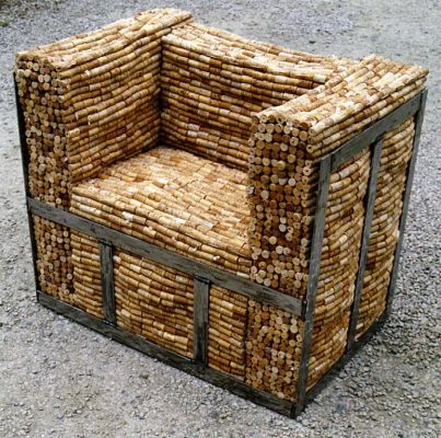 Cork It Recycled Cork Recycled Furniture