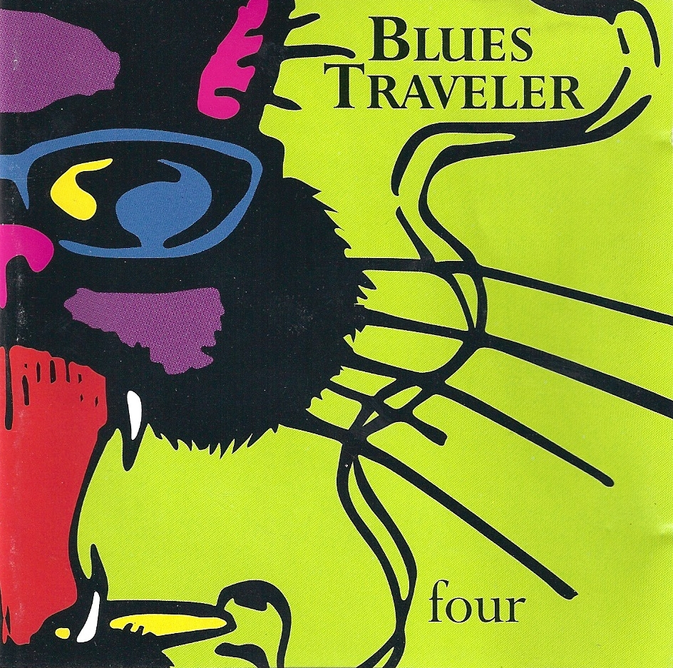 (1994) Blues Traveler (Four) @320 with Cover Art! (Inert01)