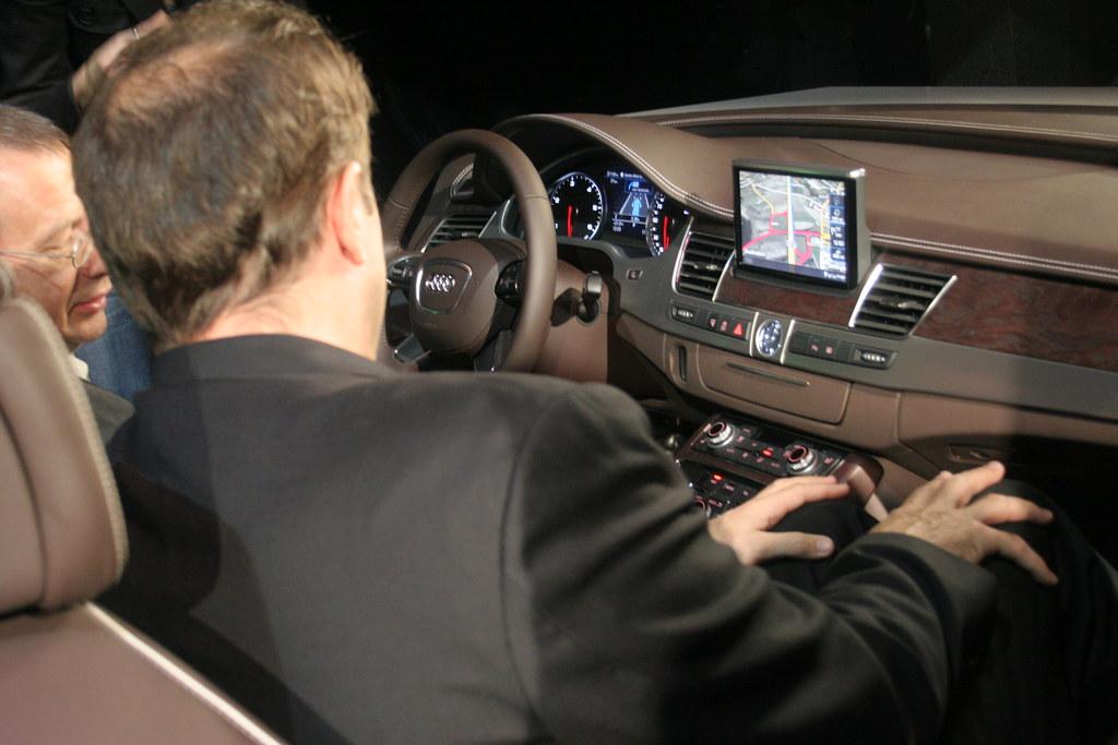 4255470474 deb36b0555 b NVIDIA i Audi spajaju tehnologiju iz Silicijumske doline sa Nemačkim inženjerstvom