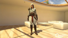 PlayStation Home Altair Female