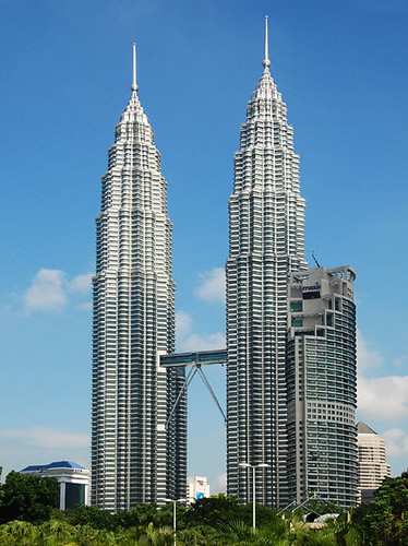 Image © vpzone for new article on the Petronas Towers in my new Blog¡¡¡