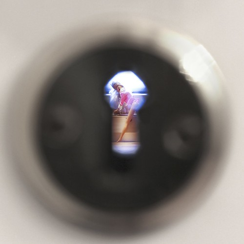 Having a peek