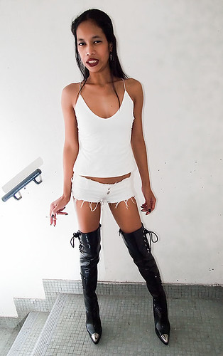 Everything, Sexy asian girl boots magnificent idea