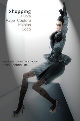 Paper Couter Estilo SL Tania Tebaldi