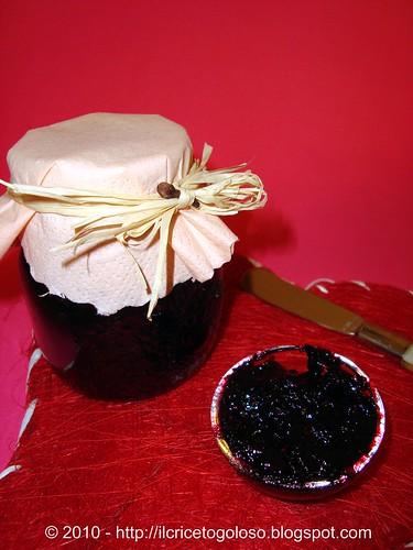 Marmellata di frutti di bosco alla vaniglia