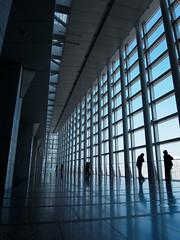 20100130 Nagoya Station 1 (Big hall) (BONGURI) Tags: skyscraper nagoya ricoh s10 名古屋 nagoyastation gxr リコー 名古屋駅 jrcentraltowers 高層ビル 摩天楼 セントラルタワーズ skystreet jrセントラルタワーズ スカイストリート