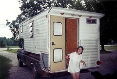 scan0035 (stevenbr549) Tags: ford girl truck redneck rv camper