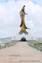 The Statue of Guan Yin - Macau