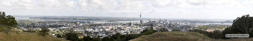 Panorama of Auckland