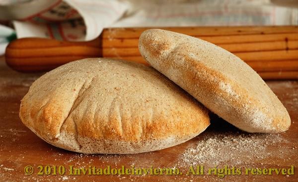 Pita bread 1