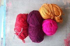 10 (fleurfatale) Tags: new wool colors crochet shades yarn cotton