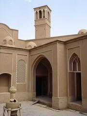Kashan, Amiriiha House (1) (Prof. Mortel) Tags: iran kashan