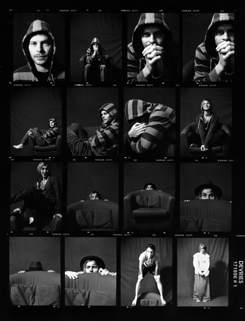 Image of Contact Sheets
