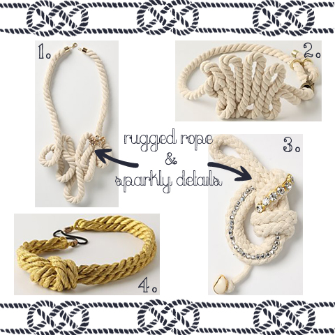 Nautical Spring Accessories
