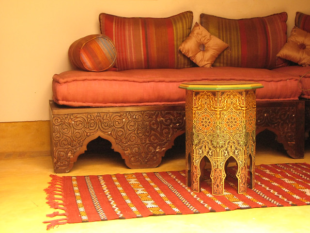 الأثاث المغربي التقليدي والمعاصر 4391921074_97e749c3e5_z