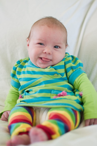 rainbows and stripes