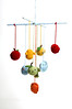 custom mobile2 (callie callie jump jump) Tags: spring stuffed vermont handmade crochet craft plush yarn custom amigurumi