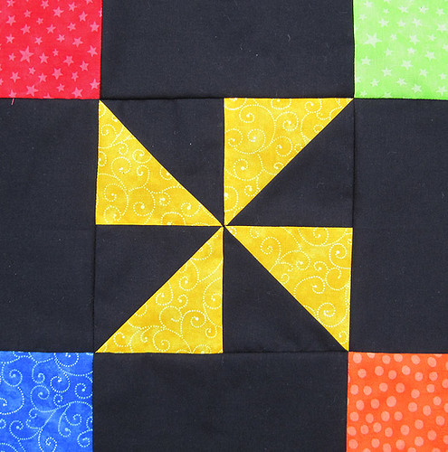 Pinwheel Party Block 2
