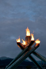 DSC_5057 (the PhotoPhreak) Tags: winter vancouver whistler fire symbol flame olympic cauldron 2010 paralympic