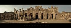Golconda Fort.. (maran d learner) Tags: panorama hyderabad maran d90 golcondafort 3rdyrtour colloffinearts