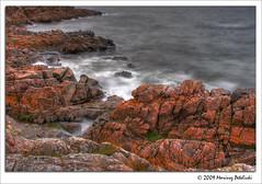 the north coast (Mariusz Petelicki) Tags: island coast balticsea hdr bornholm 3xp morzebatyckie wyspa gudhjem wybrzee mariuszpetelicki