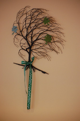 St. Patty's tree