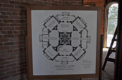 Floor plan (stevesheriw) Tags: house architecture mississippi moorish natchez mansion antebellum longwood adamscounty floorplan firstfloor 1860 italianate 10thanniversary octagonal nationalhistoriclandmark nationalregisterofhistoricplaces italianvilla samuelsloan nuttsfolly hallernutt pilgrimagegardenclub principalfloor 69000079 orientalrevival 140lowerwoodville oidsouth 2010stevenmwagner
