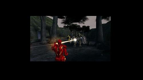 Iron Man 2 - PSP Screens