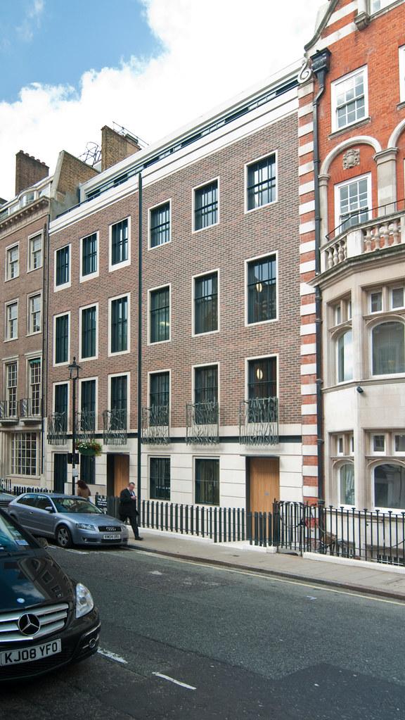 Bentinck Street facade (ESA)
