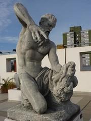 Creador (Lucifersam69) Tags: escultura sculture estatua dios creado