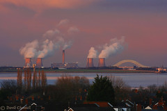 Published in The Ellesmere Port Pioneer 9/3/2011 (David Chennell) Tags: powerstation coolingtower merseyside fiddlersferry rivermersey runcornbridge fiddlersferrypowerstation