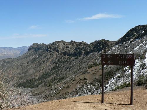 Hines Peak Junction