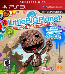 LBP Game of the Year Edition Greatest Hits