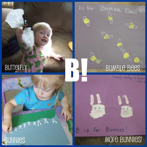 B-collage