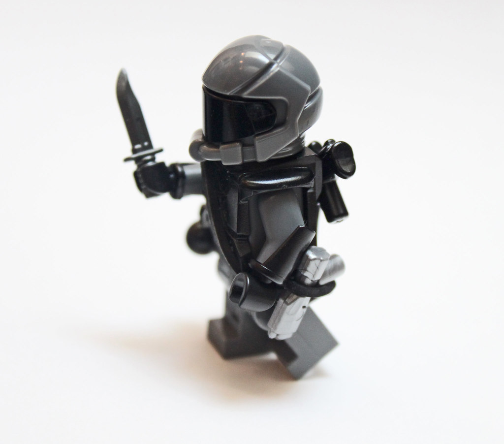 The world 39 s best photos of odst and smg flickr hive mind - Lego spartan halo ...