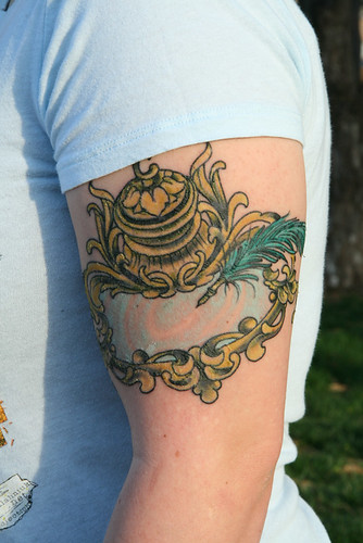 Spring is here · Inkwell & Quill Tattoo