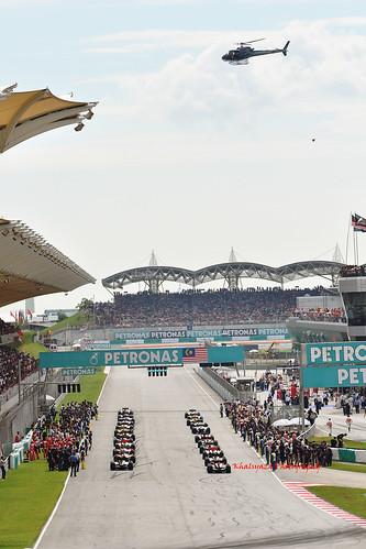 Malaysian Grand Prix - F1 2010